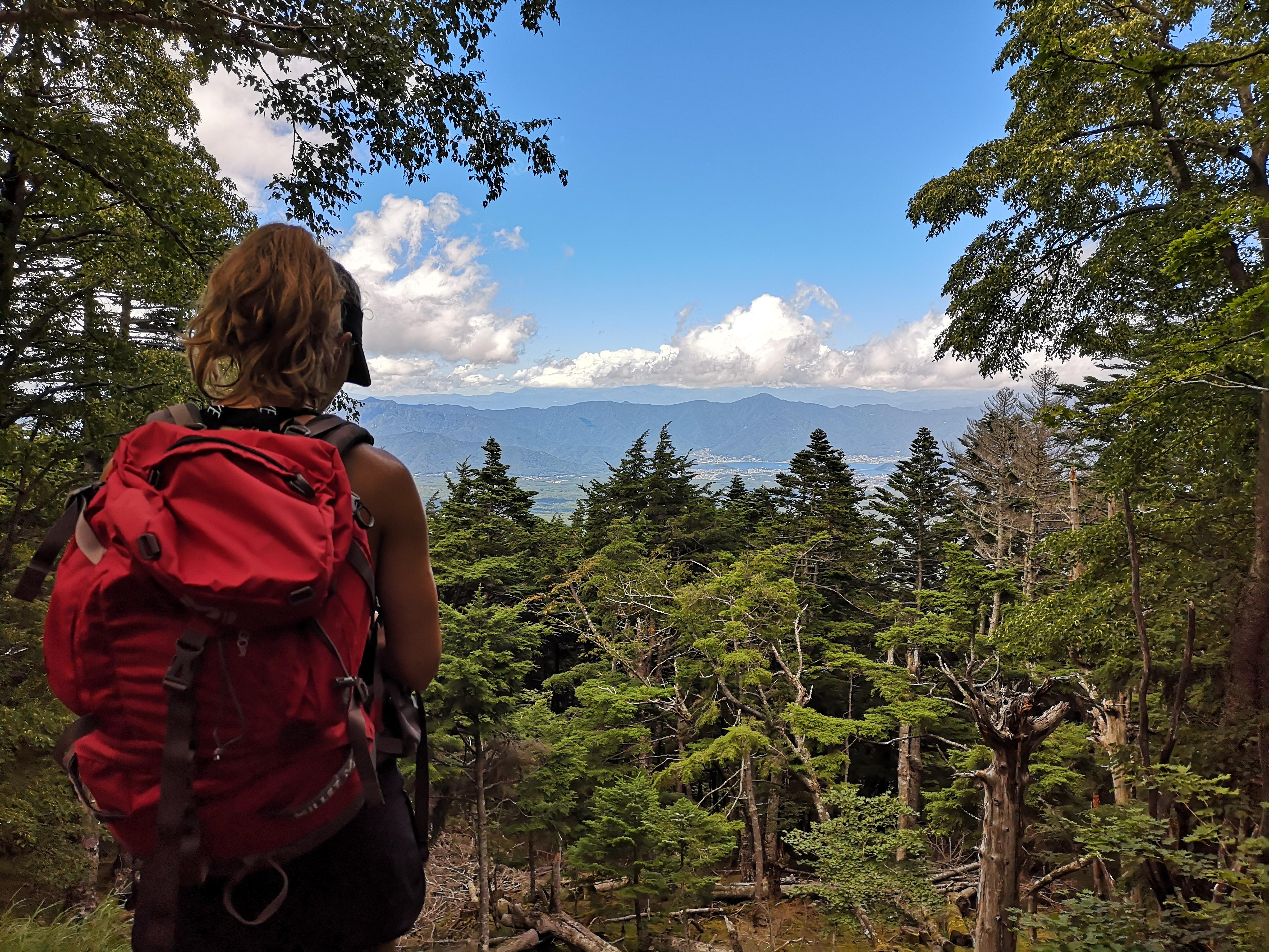 Fuji st. 3 - Vandring Fujisan