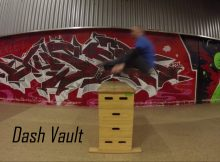 Lær Parkour og freerunning for begyndere - Dash Vault tutorial