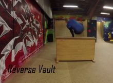 Lær Parkour og freerunning for begyndere - Reverse Vault tutorial