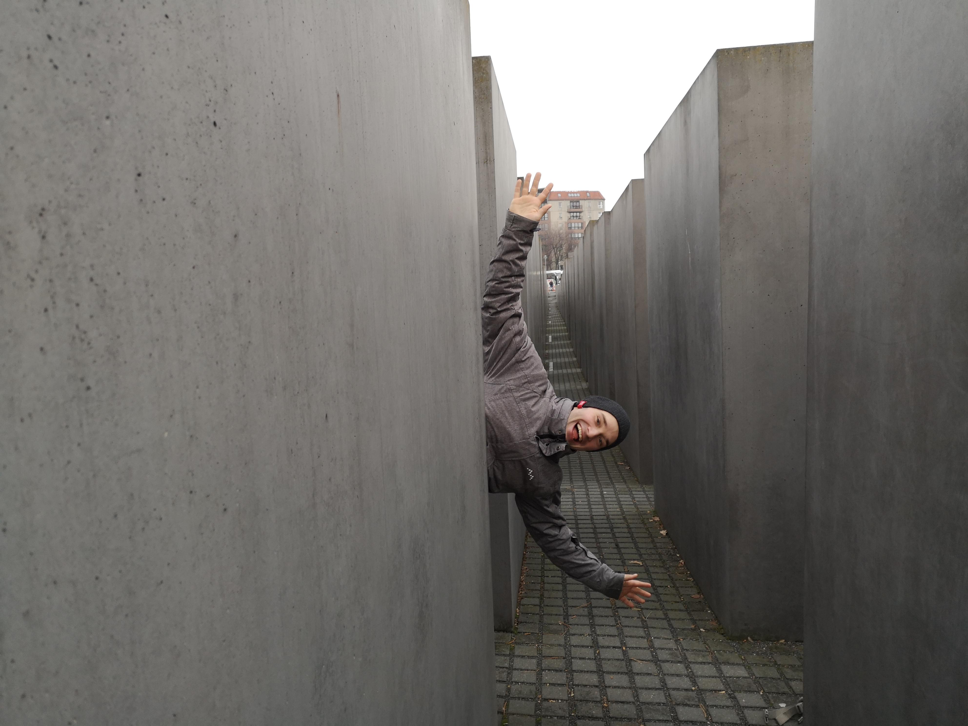 Mindesmærket for de myrdede jøder og holocaust, Berlin