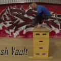 Lær Parkour og freerunning for begyndere - Kash vault tutorial