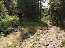 Mountainbiking, Oslo, Norge