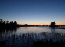 Friluftsliv i Sverige, Bolmen Sø