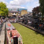 Camden Lock, Camden Market, London, England