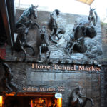 Horse Tunnel Market / Stables Market, Poke Ball, Hawaiian Sushi, Camden Market, London, England