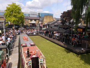Camden Market, London, England