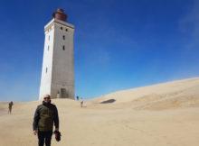 Rubjerg Knude Fyr - Ferie i Jylland