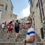 Great Sept of Baelor/Jesuit Street, Dubrovnik, Kroatien