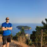 Vandretur til Srd, Dubrovnik, Kroatien.
