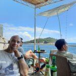 Buza Bar, Dubrovnik, Kroatien.
