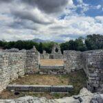 Salona Roman Ruins, Split, Kroatien. Foto: Cecilie Eske Hansen