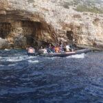 Speedbådstur Split Kroatien