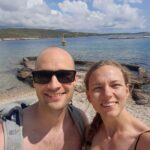 Speedbådstur Split Kroatien. Blue Lagoon. Foto: Cecilie Eske Hansen