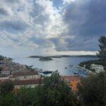 Speedbådstur Split Kroatien, Hvar. Foto: Cecilie Eske Hansen